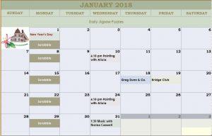 January 2018 Activity Calendar_Final